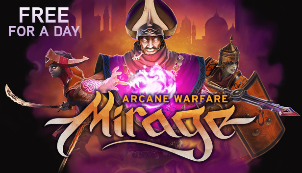 Mirage: Arcane Warfare gratuito para Steam (PC)