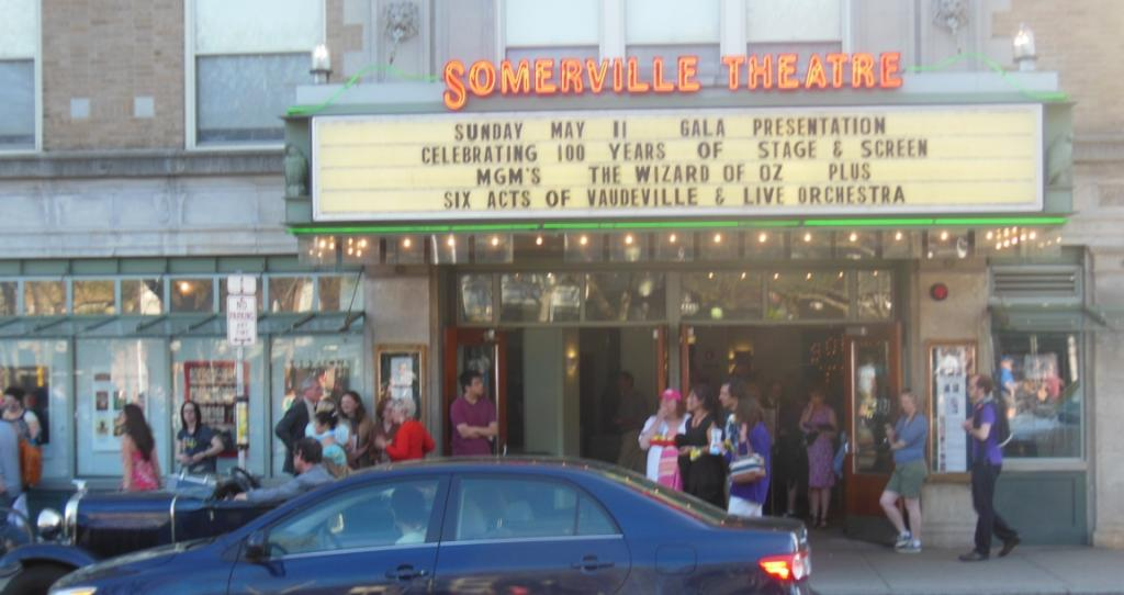 Somerville Theatre's 100th Anniversary!