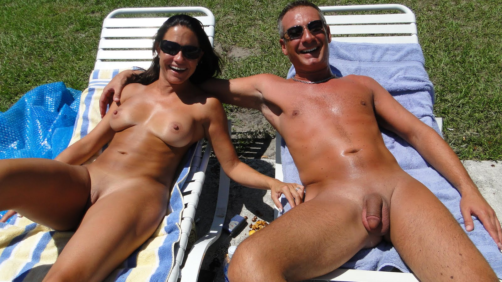 Wives nudists