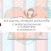 KIT DIGITAL PRIMEIRA COMUNHÃO GRÁTIS