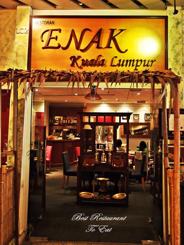 Best Restaurant Kuala Lumpur