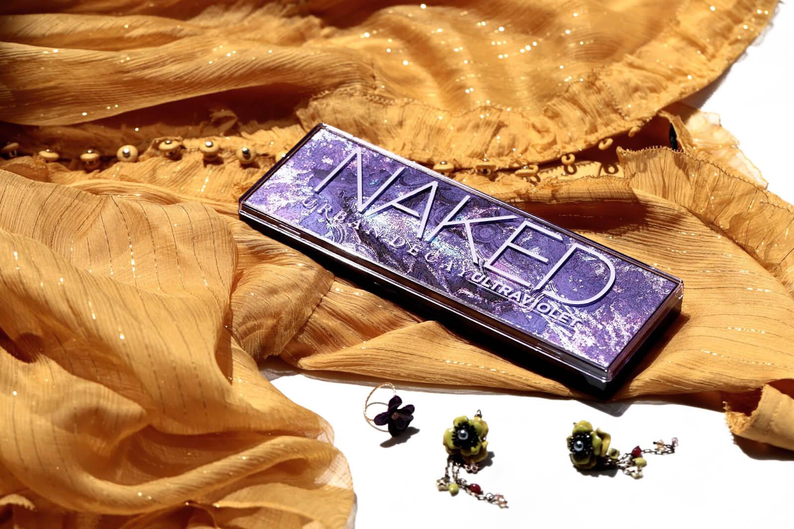 Naked Ultra Violet Palette revue