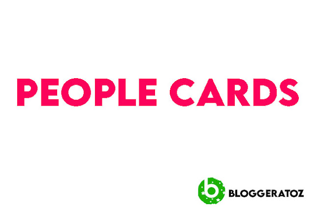 Google Search people cards