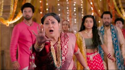 Sasural Simar Ka 2 Written Update 7 October 2021: Geetanjali Devi did not like Simar's dance with Mohit