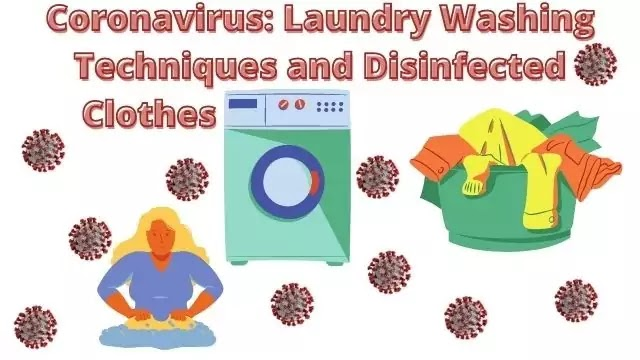 Clean Laundry | Disinfect Laundry | Laundry Hygiene |
