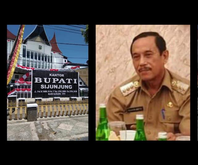 Bupati Sijunjung, Yuswir Arifin, Mangkir dari Pemeriksaan Penyidik Tipikor