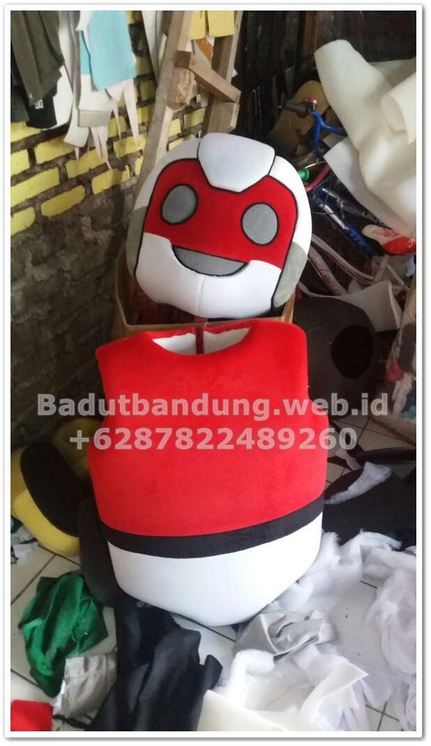 proses-pengerjaan-kostum-badut-maskot-robot