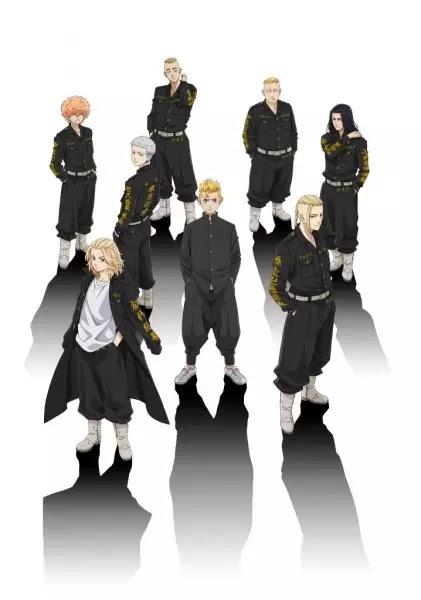 الحلقة 6 من انمي Tokyo Revengers مترجم عدة روابط