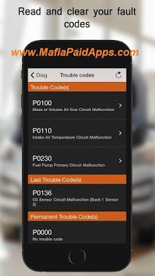 EOBD Facile - OBD2 Car Diagnostics ScanTool elm327 Apk MafiaPaidApps