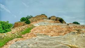 Ujjini Fort, Karnataka