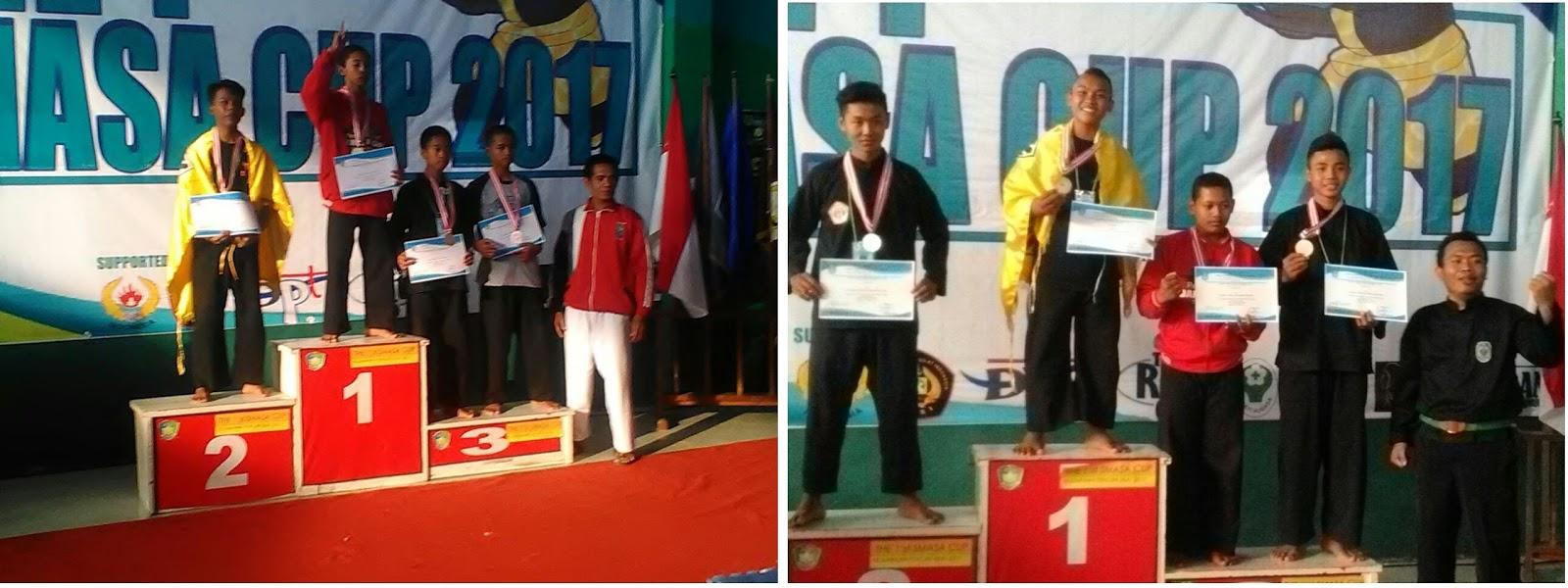 Khoirudin Mustakim, Mahasiswa UNS Juara Pencak Silat Dunia