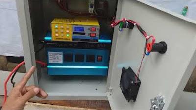Jasa Pemasangan Inverter Untuk Rumah, Gedung Dan Industri