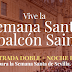 Vive la Semana Santa desde el Balcón Saimaza