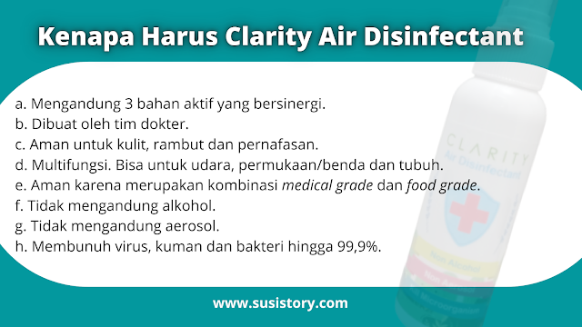 Clarity Air Disinfectant