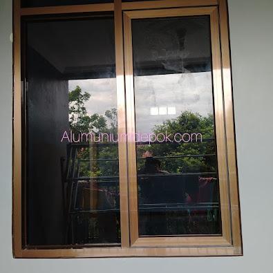 jendela aluminium ykk