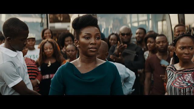 OSCAR : Academy Disqualifies Genevieve Nnaji's 'Lionheart'