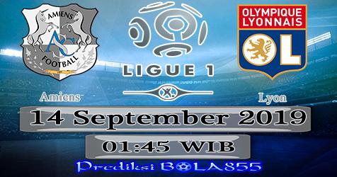 Prediksi Bola855 Amiens vs Lyon 14 September 2019