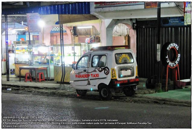 Gambar Paradep Taxi di Jl. Sm. Raja, Tiga Raja