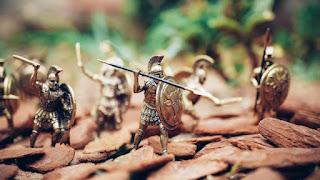 Toy Soldiers - Photo by Jaime Spaniol on Unsplash