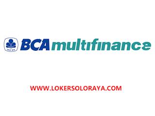 Lowongan Kerja BCA Multifiance Solo Raya Lulusan SMA SMK