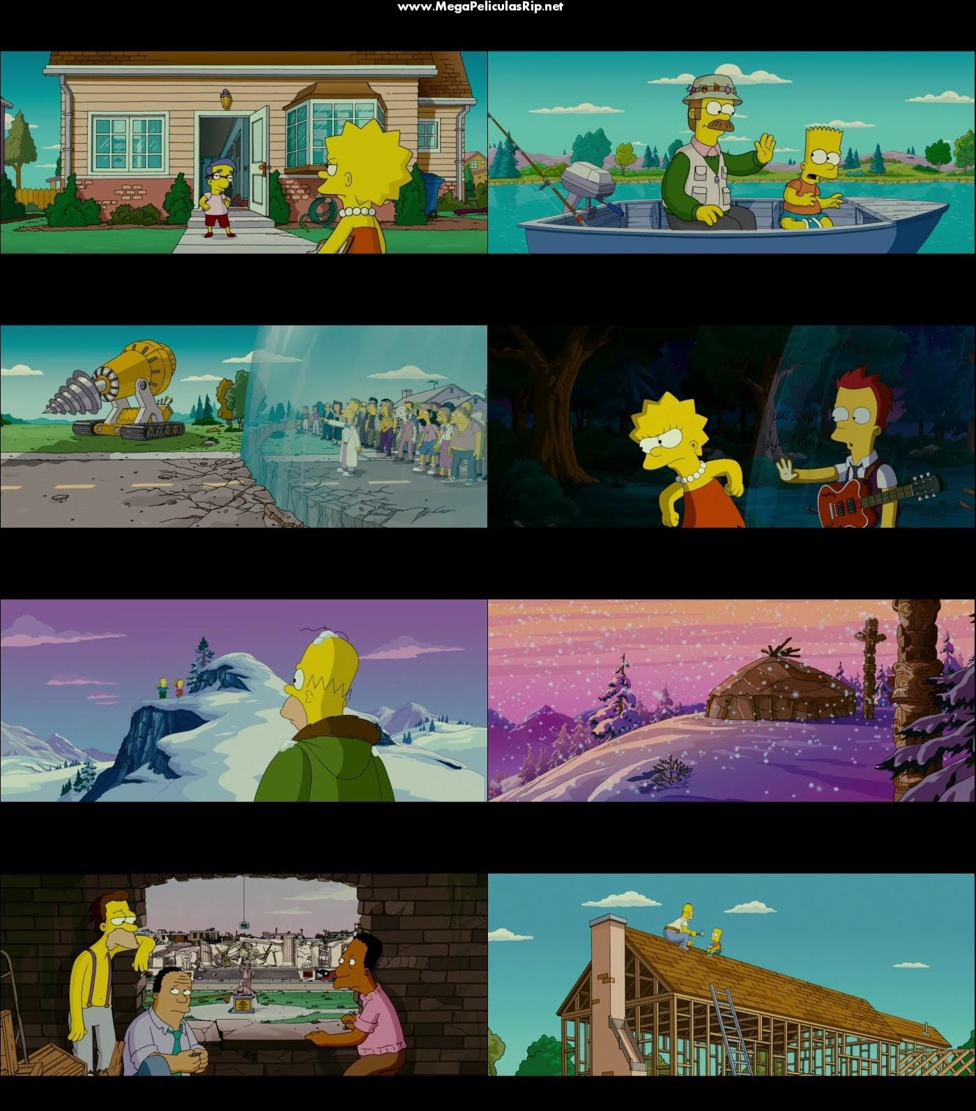 Los Simpson La Pelicula 1080p Latino