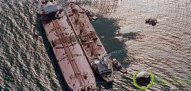 Exxon Valdez - $ 2,5 Miliar