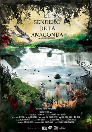 El sendero de la anaconda (2019) | DVDRip Latino HD GoogleDrive 1 Link