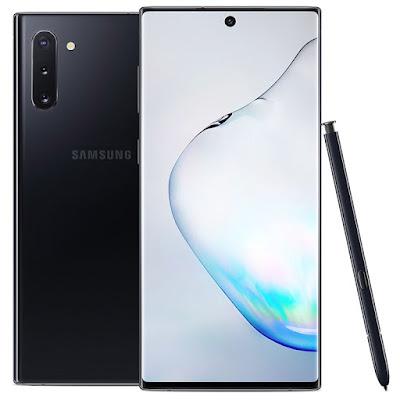 Samsung Galaxy Note 10 hp dengan kamera terbaik