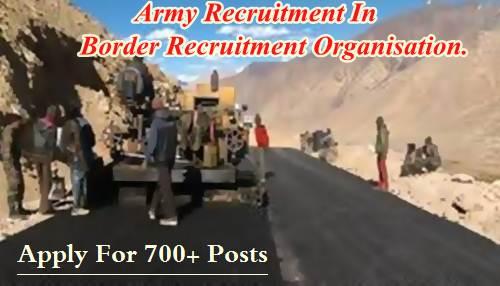 Army recruitment 2019.
