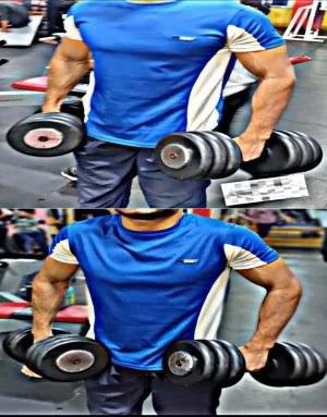Best exercises for shoulders, shrugs for traps shoulder