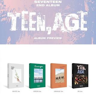 Seventeen - TEEN, AGE Albümü