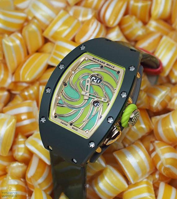Richard Mille Bonbon Collection RM 37-01 Automatic Sucette