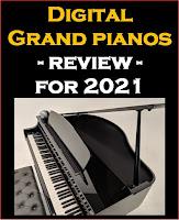 Digital Grand Pianos Review 2021