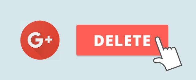 Google+ Dimatikan