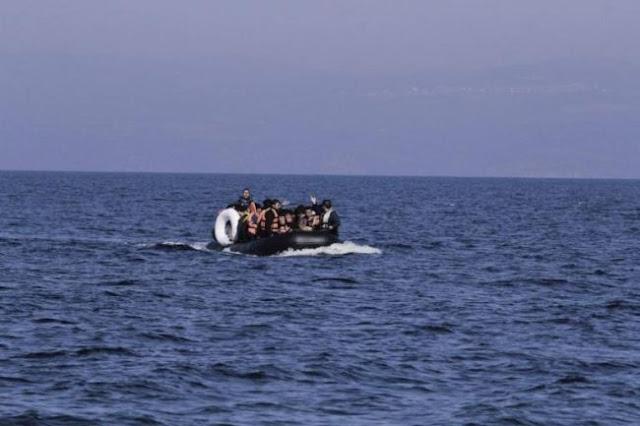 Αυξημένος ο αριθμός των προσφύγων που φτάνει στα ελληνικά νησιά