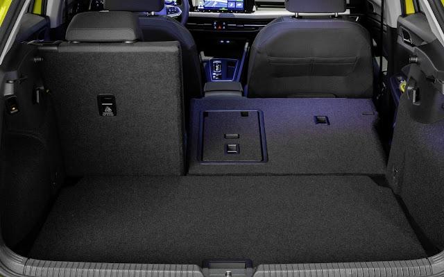 Novo VW Golf VIII (2020)