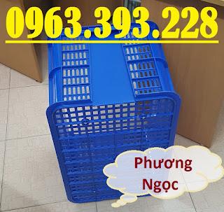 Thùng nhựa đặc có nắp cao 39, sóng nhựa HS026, thùng nhựa đặc HS026, thùng nhựa  20180118_102914