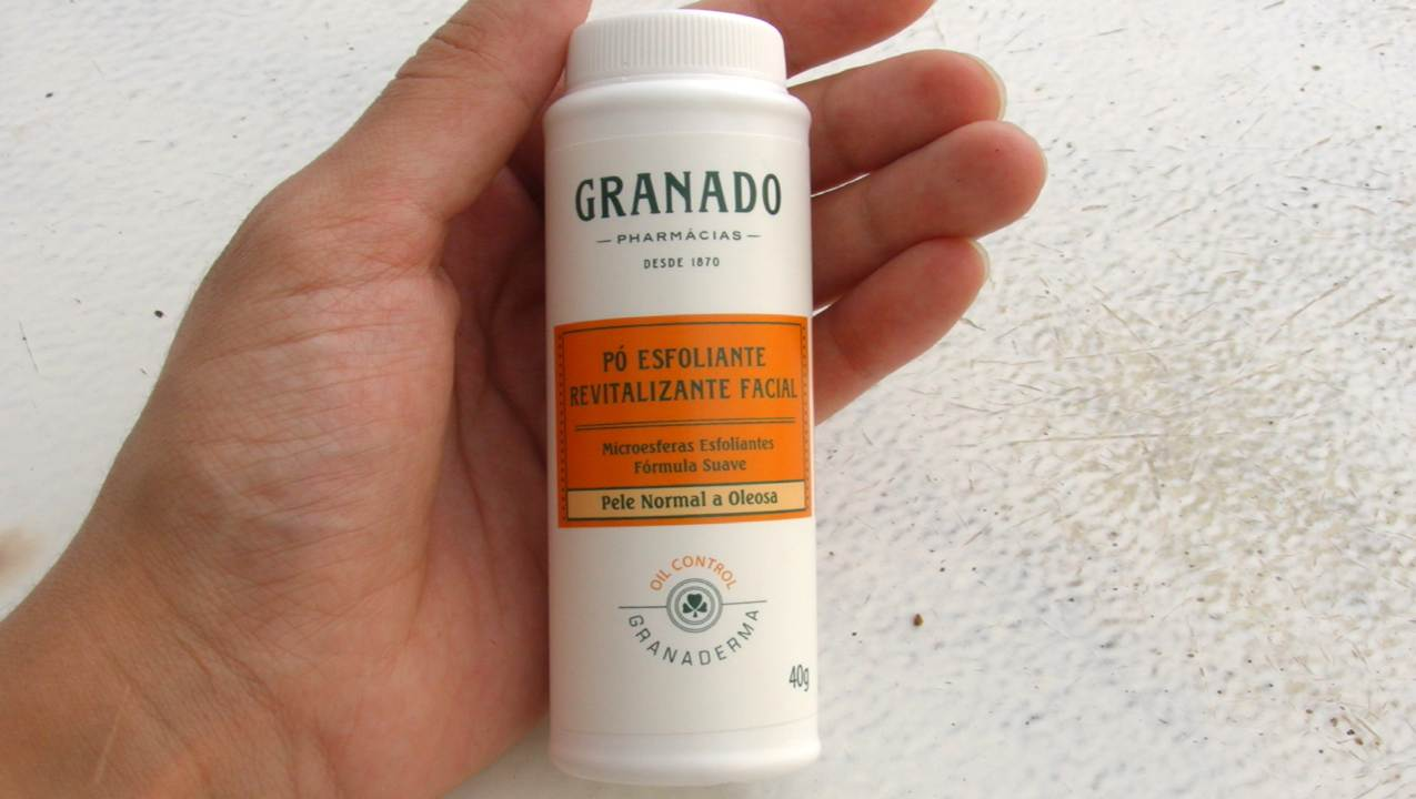 Pó Esfoliante Granado