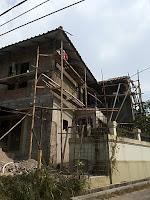 Tukang Pembuat Konstruksi Bangunan