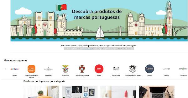 Bem vindo à Amazon em Português