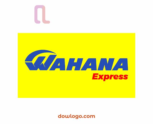 Logo Wahana Express Vector Format CDR, PNG