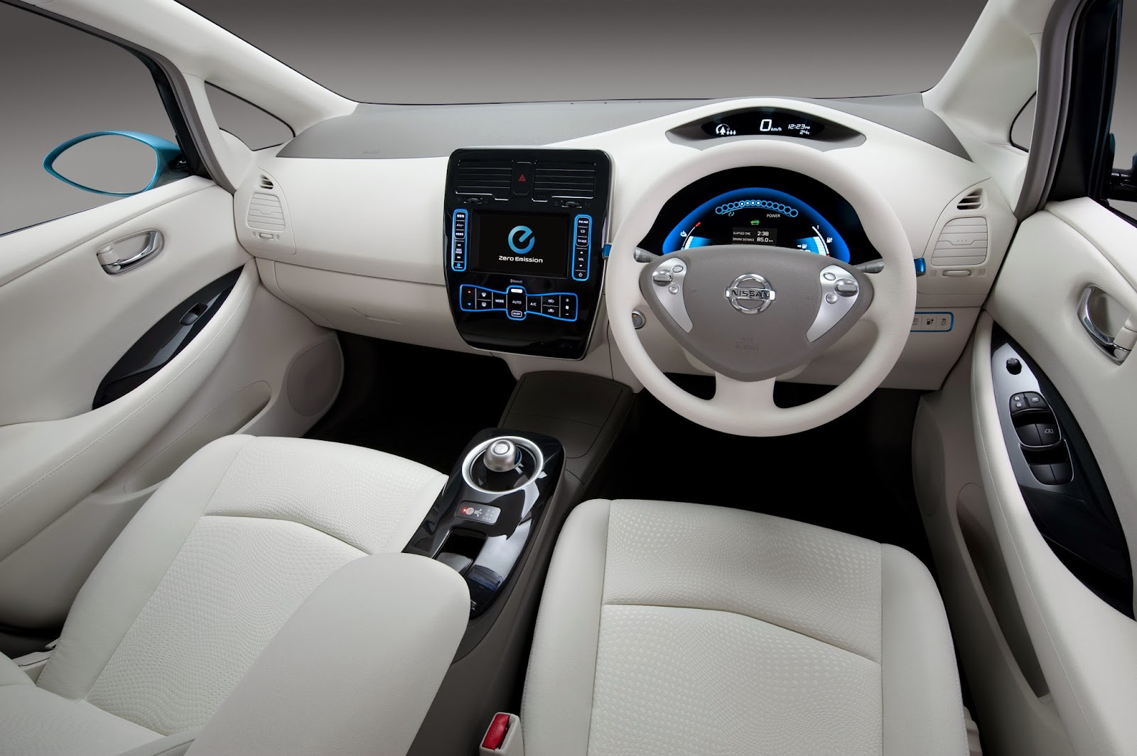 Autoslanka Com Nissan Leaf Electric Cars From Aep Lanka