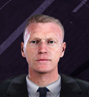 PES 2020 Faces David Moyes by Alief