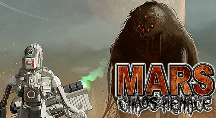 Mars Chaos Menace Arrives Today On PS4, Switch, Steam And Coming Soon Xbox One