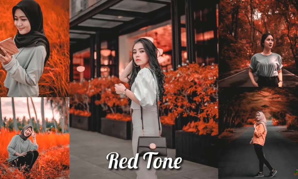 Free Download Red Tone Preset DNG & XMP
