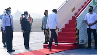 Mahasiswa dan Buruh Kepung Istana Hari Ini, Presiden Tak Ada di Istana, #JokowiKabur Hebohkan Medsos