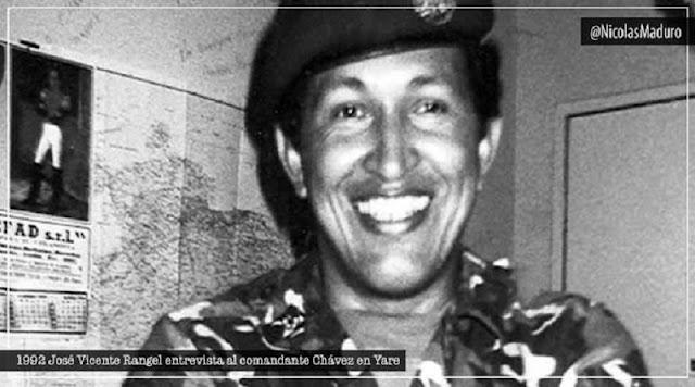 El Mandatario Nacional recordó la entrevista que marcó el camino de la Revolución hace 28 años