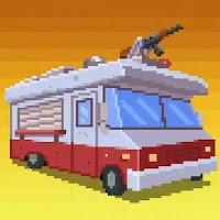 Gunman Taco Truck (Mod Apk Free Shopping)