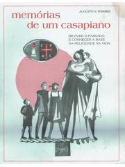 Capa do Livro: Memórias de um Casapiano