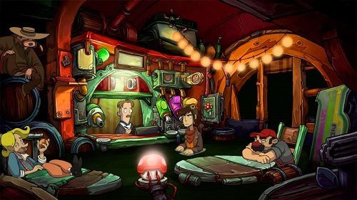 Goodbye Deponia Review | Gameplay | Story